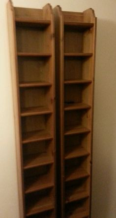 Painted ikea leksvik bookcase bing images decatur for Meuble cd dvd ikea
