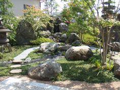 「雑木林の庭 スロープ」の画像検索結果