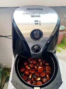 한올 레시피 :: 군밤, 날이 추워지면 생각나는 : 네이버 블로그 Keurig, Coffee Maker, Kitchen Appliances, Coffee Maker Machine, Diy Kitchen Appliances, Coffee Percolator, Home Appliances, Coffeemaker, Domestic Appliances