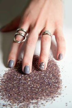 A Mermaid-Approved Manicure for Summer