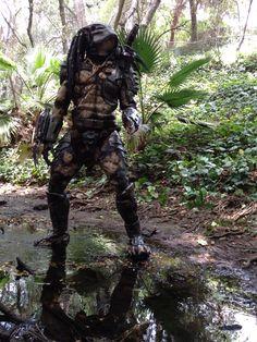 Predator suit by Aliens-FX.com