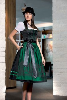 Fall/winter dirndl
