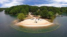 Mecklenburg County Opening Its First Public Beach This Weekend