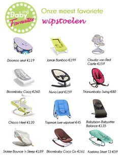 BabyStuf Favourites: wipstoelen | Babystuf
