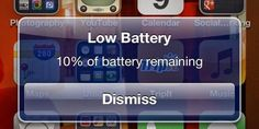 Top 10 ways to make your iPhone battery boostup tips!!!