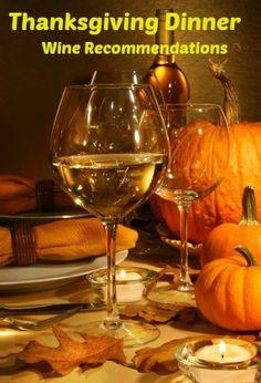 Thanksgiving Dinner Wine Recommendations - here is a nice list of Thanksgiving dinner wines, and other adult beverages. http://www.annsentitledlife.com/wine-and-liquor/thanksgiving-dinner-wine-recommendations/