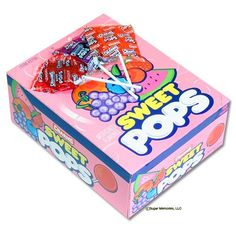 Charms Sweet Pops - America's online retro candy store | Groovy Candies - Groovy Candies
