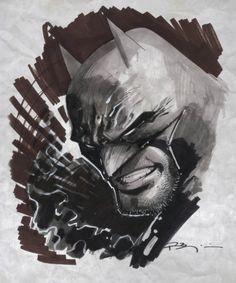 Batman by Ryan Benjamin