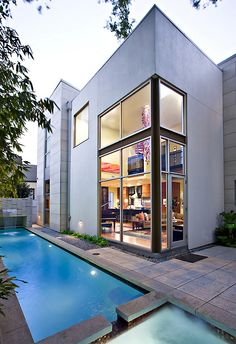 Modern Home Design | windows | exterior | contemporary | home | dream home | architecture | architects | Schomp BMW