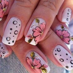 trends4everyone: NEW NAILS ARTS IDEAS