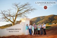 """""""Beautiful pictures of Paul de Villiers, generation Cellar Master & family. 22 November, Great Restaurants, Main Street, Wine Tasting, South Africa, Beautiful Pictures, Place Card Holders, Entertaining, Cellar"""