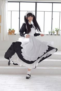 We provided more than free asian beauty, model sexy image galleries Maid Cosplay, Cosplay Outfits, Anime Outfits, Cosplay Girls, Cute Outfits, Fashion Outfits, Cute Asian Girls, Cute Girls, Japonese Girl