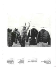 ASPESI: Autumn Winter 1995-96 Robert Frank, Nova Scotia