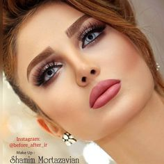 Glamour Makeup, Beauty Makeup, Eye Makeup, Beautiful Face Images, Beautiful Eyes, Dramatic Wedding Makeup, Bridal Makeup, Lebanese Makeup, Persian Makeup