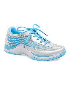 Silver Shayla Sneaker