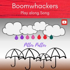 Pitter Patter is a fun, easy autumn/fall song for preschool children. First teach the children the song in English or Dutch and then teach them to play along. Elementary Music, Kids Songs, Young Children, Autumn Fall, Music Notes, Singing, Preschool, Teaching, Play