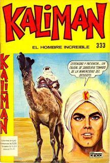 KALIMAN Nº333  - EL VIAJE FANTÁSTICO Nº34