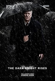 Alfred, the only practical one.    Fan poster, not real.
