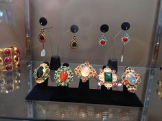 Cool fashion jewelry at Royal Vintage.