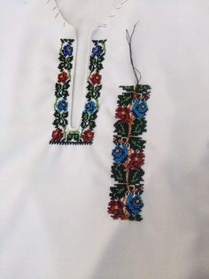 Beaded Embroidery, Cross Stitch Patterns, Diy And Crafts, Traditional, Drop Earrings, Costumes, Dresses, Blouses, Needlepoint