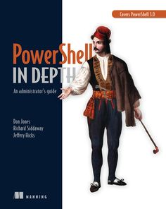 PowerShell in Depth: An administrator's guide | BlackPerl