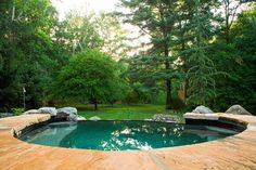 Photo Gallery of Swimming Pools, Ponds, Fountains, Waterfalls & Spas | Surrounds Landscape Architecture