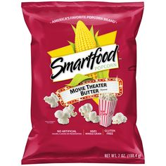 As America's favorite popcorn brand, our fresh-tasting, light-textured SMARTFOOD® varieties always seem to keep the fun popping. Flavored Popcorn, Butter Popcorn, Cheese Popcorn, Animal Crackers, Easy Snacks, Yummy Snacks, Yummy Food, Smartfood Popcorn, Popcorn