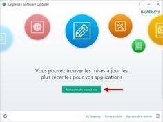 Kaspersky Software Updater: utilitaire pour rechercher et installer desmises à jour pour lesapplications sur votre ordinateur | Time to Learn | Scoop.it
