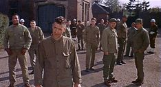 The Dirty Dozen (1967) John Cassavetes is Victor Franko, among his fellow convicts, Jim Brown (Robert Jefferson), Clint Walker (Samson Posey), Trini Lopez (Pedro Jimenez) and Charles Bronson (Joseph Wladislaw).