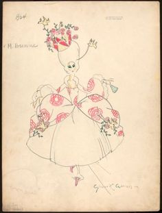 costume design by Adrian Adolph Greenberg