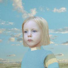 """""""Dorothea""""  © 2001 Loretta Lux. I had no idea these were photographs!"""