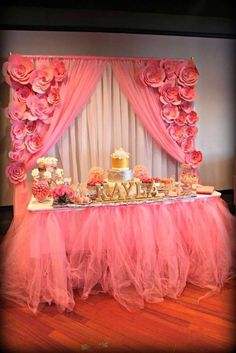Baby Shower Ideas for Girls Decorations Table . Best Of Baby Shower Ideas for Girls Decorations Table . Boho Chic Baby Shower Party Ideas In 2019 Baby Shower Princess, Princess Birthday, Girl Birthday, Birthday Parties, Birthday Ideas, Ballerina Baby Showers, Barbie Birthday, Ballerina Party, Princess Theme