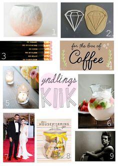 Emma Martiny Blog: Favorite Clicks #1