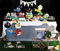 Mesa exclusiva Loren Festa ! Festa personalizada para qualquer idade, montamos no interior de SP e Litoral.