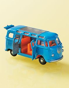 Matchbox in Britain  Impy VW Microbus