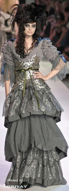 Christian Lacroix - Fall 2007