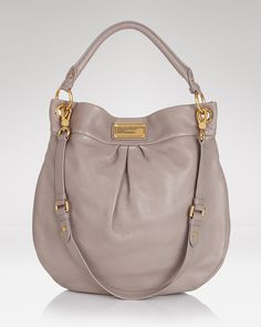 MARC BY MARC JACOBS Hobo - Classic Q Hillier | Bloomingdale's