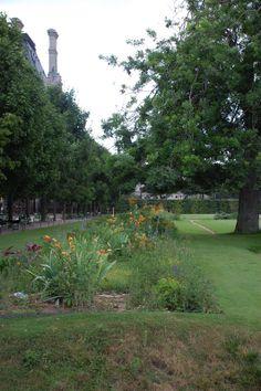 parigi: giardini