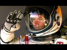 Felix Baumgartner -dare devil of the day - he made it. Skydiver Baumgartner says he never felt in danger - USA TODAY Felix Baumgartner, Roswell New Mexico, Stunts, Red Bull, Space Age, Usa Today, Robots, Devil, Felt