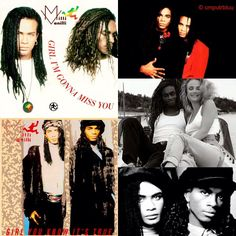 September 23, 1989 - Milli Vanilli started a two week run at No.1 on the US singles chart with 'Girl I'm Gonna Miss You', the duo's second US No.1 a No.2 hit in the UK. Also today the duo went to No.1 on the US album chart with 'Girl You Know It's True'. • THIS IS NOT MUSIC, THIS IS A TRIP: http://instagram.com/cmputrbluu - #thisdayinmusic
