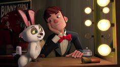 Bye Bye Bunny by Bye Bye Bunny. Un jour, tout les lapins disparaissent mystérieusement de la surface de la Terre...