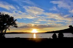 Väsman, Ludvika Sunsets, Sweden, Celestial, Amazing, Places, Photos, Outdoor, Beautiful, Outdoors