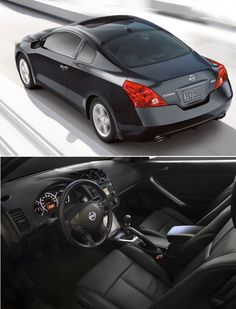 Nissan Altima Coupe 2010 model