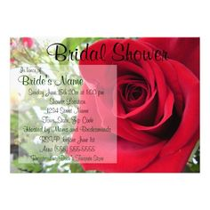 See MoreRed Rose Bridal Shower InvitationWe provide you all shopping site and all informations in our go to store link. You will see low prices on