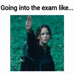 exam, funny, and hunger games εικόνα