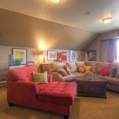 15 Unique Bonus Room Ideas And Designs For Your Home | Bonus Rooms,  Entertainment And Room