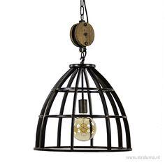 Industriele hanglamp black antique Decor, Interior, Lamp, Ceiling Lights, Home Decor, Pendant Light, Inspiration, Light, Chandelier