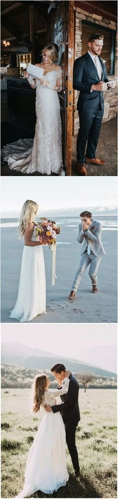 15 Touching Groom First Look Wedding Photos first look wedding photo ideas Wedding Goals, Destination Wedding, Wedding Planning, Wedding Day, Wedding Stuff, Funny Wedding Photos, Wedding Pictures, Wedding Photography Inspiration, Wedding Inspiration