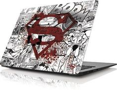 Cool Apple Macbook 2017: Superman - Superman Comic Logo in Red - Apple MacBook Air 13 (2010-2013) - Skini...  Superman Check more at http://mytechnoworld.info/2017/?product=apple-macbook-2017-superman-superman-comic-logo-in-red-apple-macbook-air-13-2010-2013-skini-superman