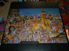 Walpurgis Night by Hugo Prades, Heye, 1500 pieces (1998)